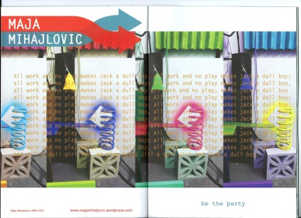 my page in Way Out Catalogue a